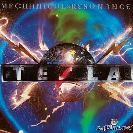 Tesla - Mechanical Resonance (1986) [Vinyl] [WV (image + .cue)]