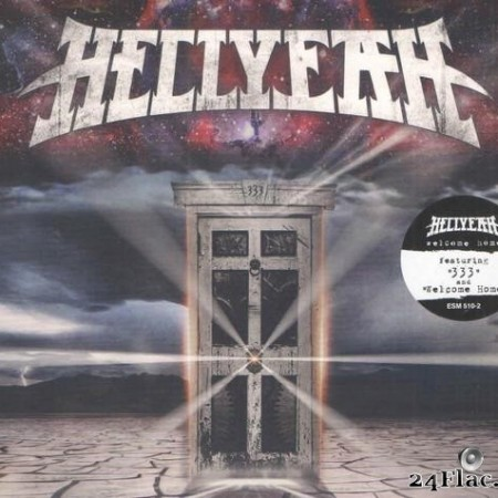 Hellyeah - Welcome Home (2019) [FLAC (tracks + .cue)]