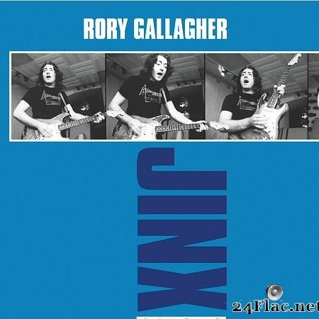 Rory Gallagher - Jinx (1982/2018) [FLAC (tracks)]