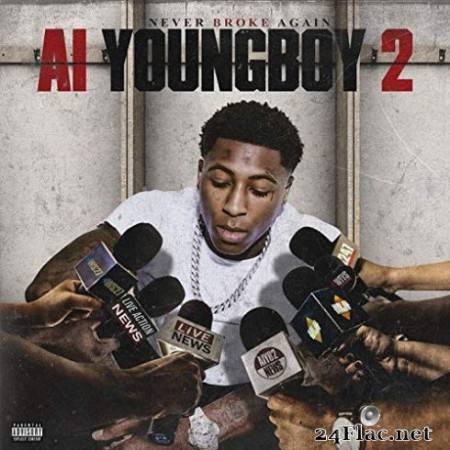 YoungBoy Never Broke Again - AI YoungBoy 2 (2019)
