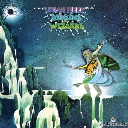 Uriah Heep - Demons and Wizards (1972/2017) [FLAC (tracks)]