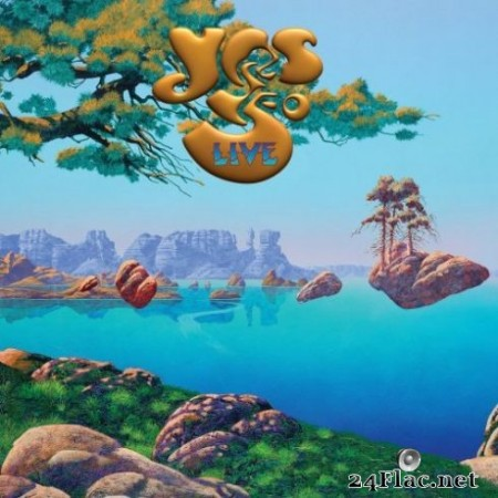 Yes - Yes 50 Live (2019) Hi-Res