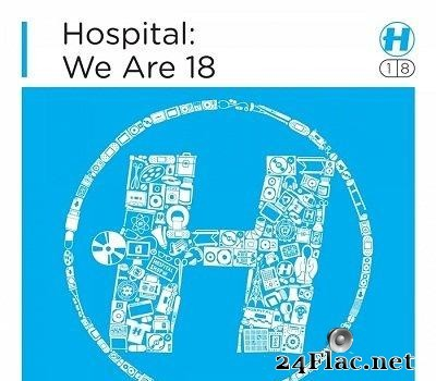 VA - Hospital: We Are 18 (2014) [FLAC (tracks)]