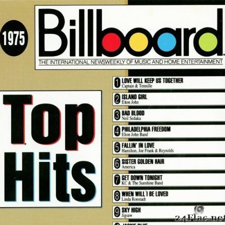 VA - Billboard Top Hits: 1975 (1991) [FLAC (tracks + .cue)]