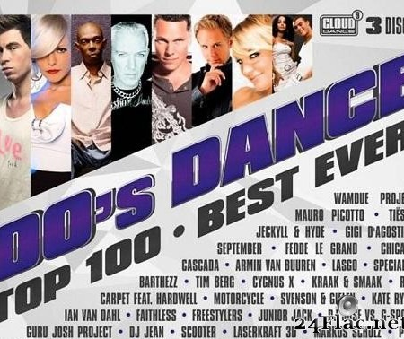 VA - 00's Dance Top 100: Best Ever (2013) [FLAC (tracks + .cue)]