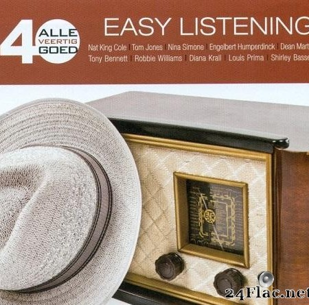 VA - Alle 40 Goed: Easy Listening (2013) [FLAC (tracks + .cue)]