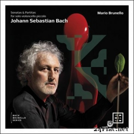 Mario Brunello - Bach: Sonatas and Partitas for Solo Violoncello Piccolo (2019) Hi-Res