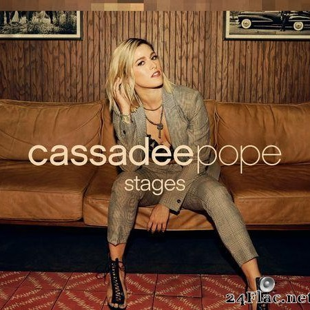 Cassadee Pope - stages (2019) [FLAC (tracks)]