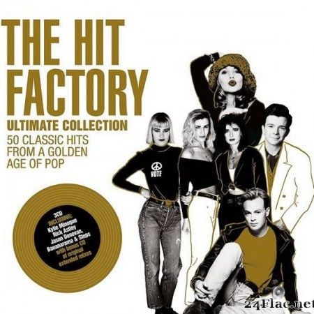 VA - The Hit Factory Ultimate Collection (2017) [FLAC (tracks + .cue)]