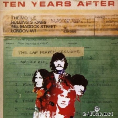 Ten Years After - The Cap Ferrat Sessions (2019)