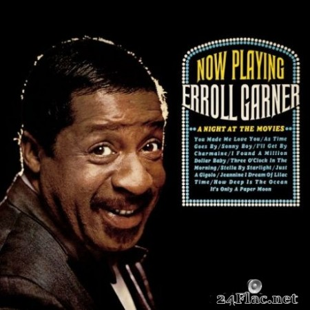 Erroll Garner - A Night at the Movies (2019)