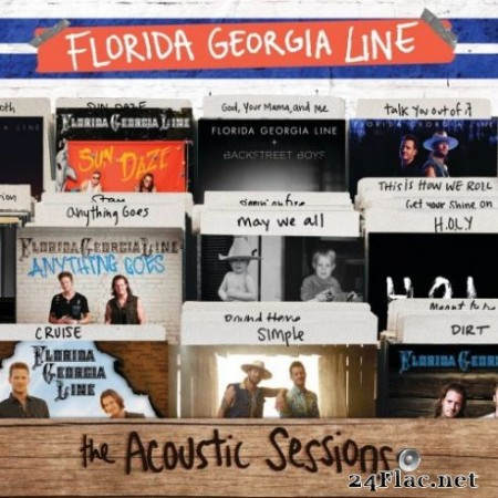 Florida Georgia Line - The Acoustic Sessions (2019) Hi-Res