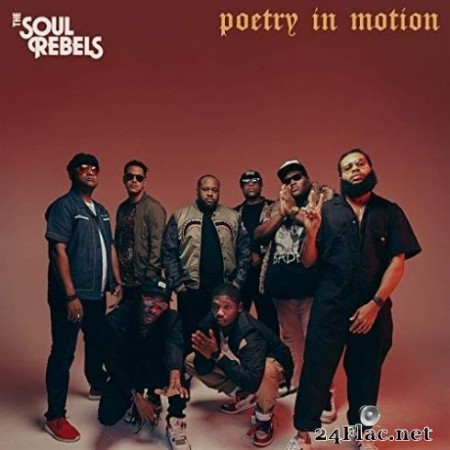 The Soul Rebels - Poetry In Motion (2019)