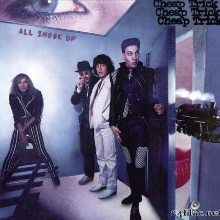 Cheap Trick - All Shook Up (1980/2015) [FLAC (tracks)]