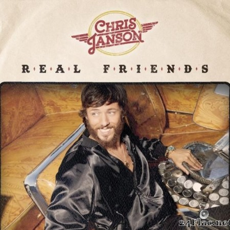 Chris Janson - Real Friends (2019) [FLAC (tracks)]