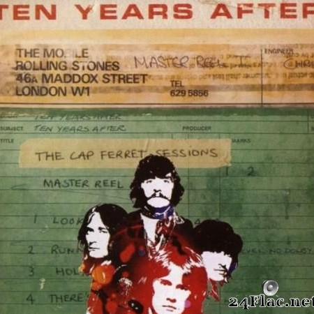 Ten Years After - The Cap Ferrat Sessions (2019) [FLAC (tracks + .cue)]