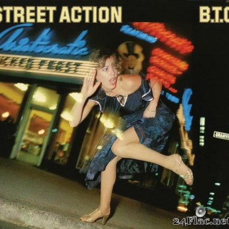 Bachman-Turner Overdrive - Street Action (1978/2016) [FLAC (tracks)]