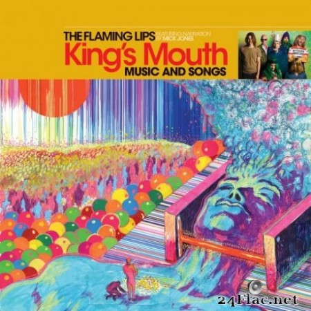 The Flaming Lips - King's Mouth: Music and Songs (2019)