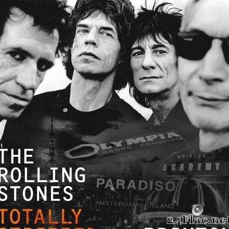 The Rolling Stones - Totally Stripped (Brixton, Live) (2017) [FLAC (tracks)]