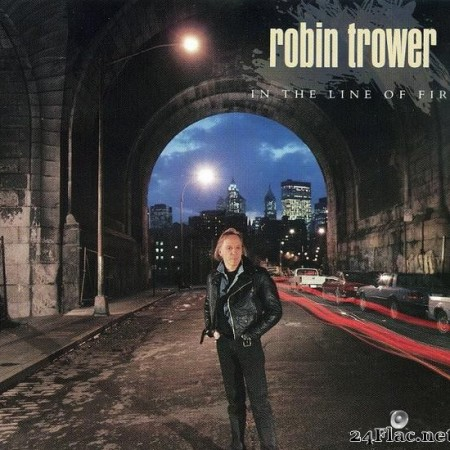 Robin Trower - In The Line Of Fire (1990) [FLAC (tracks + .cue)]