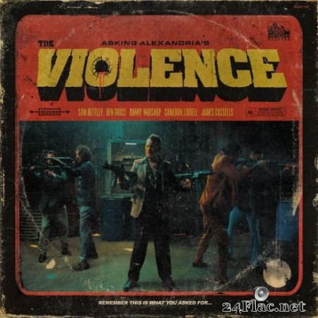Asking Alexandria - The Violence (Single) (2019)