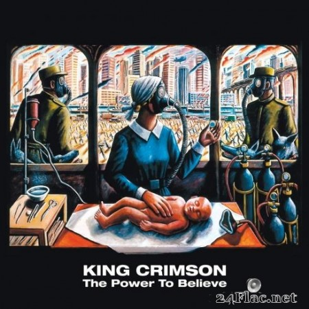 King Crimson - The Power to Believe (40th Anniversary Series) (2019)