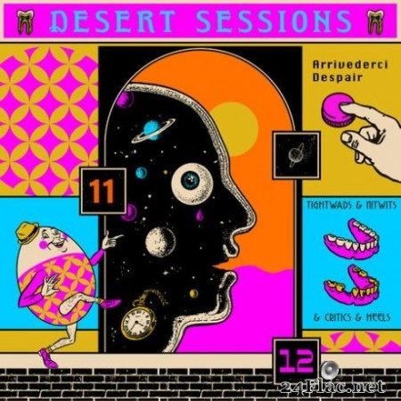 The Desert Sessions - Volumes 11 & 12 (2019)