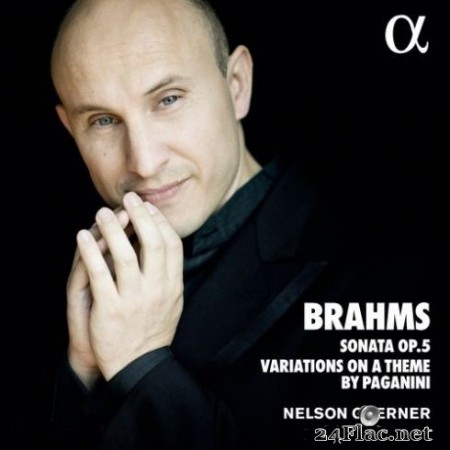 Nelson Goerner - Brahms: Sonata No.3, Op. 5 & Variations on a Theme by Paganini (2019) Hi-Res