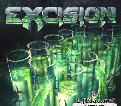 Excision - Virus Remixes (2017) [FLAC (tracks)]