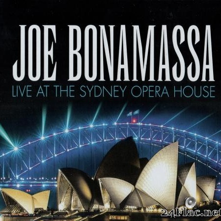 Joe Bonamassa - Live At The Sydney Opera House (2019) [FLAC (image + .cue)]