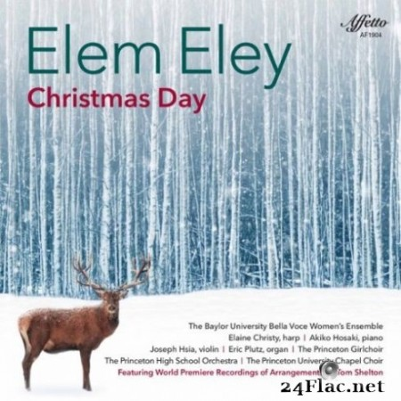 Elem Eley - Christmas Day (2019) Hi-Res