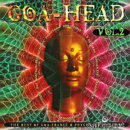 VA - Goa-Head Vol.2 (1997) FLAC (tracks+.cue)