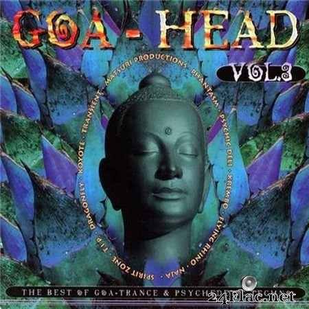 VA - Goa-Head Vol.3 (1997) FLAC (tracks)