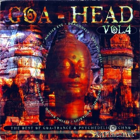 VA - GOA-HEAD Vol. 4. (1997) (Leguan Label) FLAC (image+.cue)
