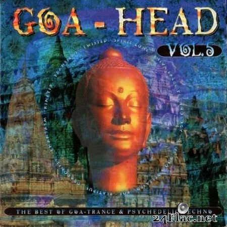 VA - Goa-Head Vol.5 (1998) FLAC (tracks+.cue)