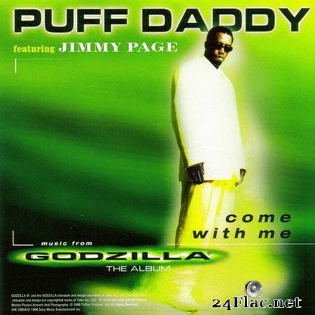 Diddy feat. Jimmy Page - Come With Me [Single] (1998) FLAC