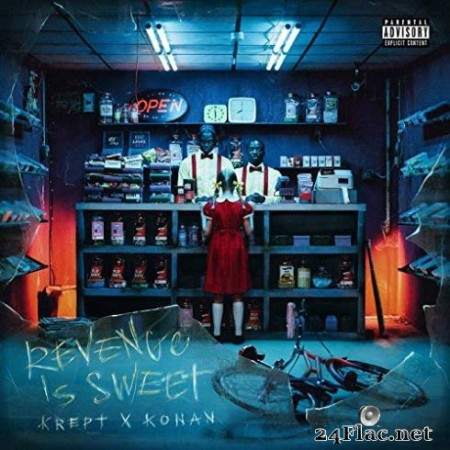 Krept & Konan - Revenge Is Sweet (2019)