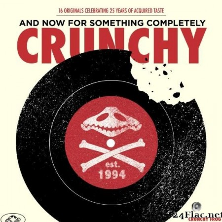 VA - And Now for Something Completely Crunchy (2019) [FLAC (tracks)]