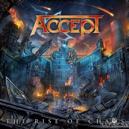 Accept - The Rise of Chaos (2017) [FLAC (tracks)]