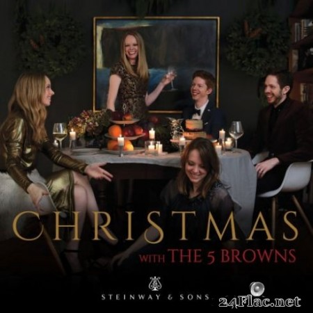The 5 Browns - Christmas with the 5 Browns (2019)