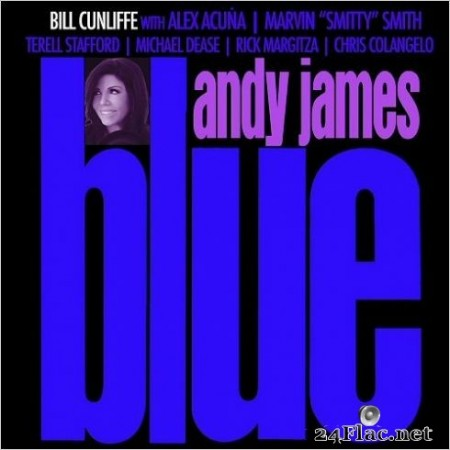 Andy James - Blue (2019)