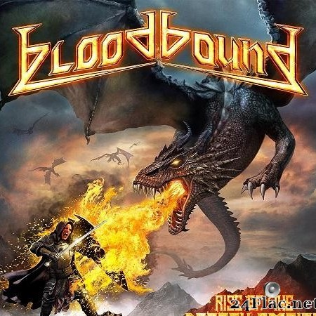 Bloodbound - Rise Of The Dragon Empire (2019) (Japan) [FLAC (image + .cue)]