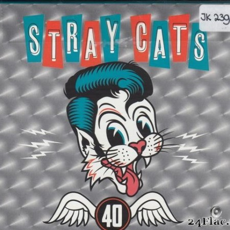 Stray Cats - 40 (Deluxe Edition) (2019) [FLAC (tracks + .cue)]