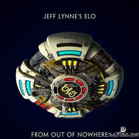 Jeff Lynne?s ELO - From out of Nowhere (2019) [FLAC (tracks + .cue)]