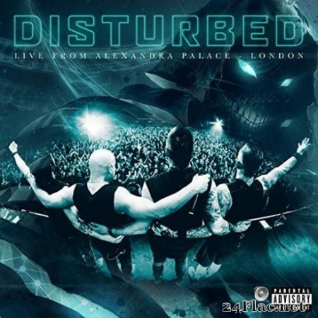 Disturbed - Live from Alexandra Palace, London (2019)