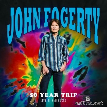 John Fogerty - 50 Year Trip: Live at Red Rocks (2019) Hi-Res