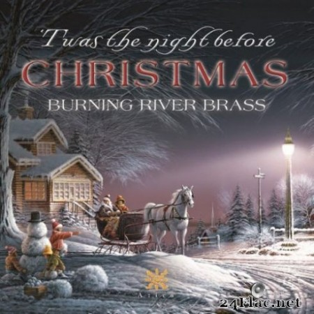 Burning River Brass - 'Twas the Night Before Christmas (2019) Hi-Res
