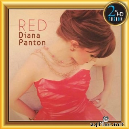Diana Panton - Red (Remastered) (2019) Hi-Res