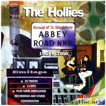The Hollies - At Abbey Road 1963 – 1966 (1997)