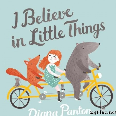 Diana Panton - I Believe in Little Things (2016) [FLAC (tracks)]